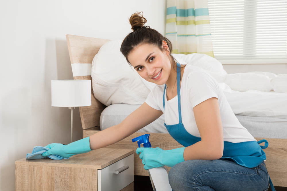 house cleaning service Los Angeles