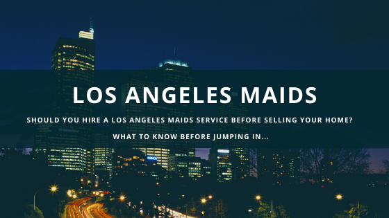 Los Angeles Maids Service