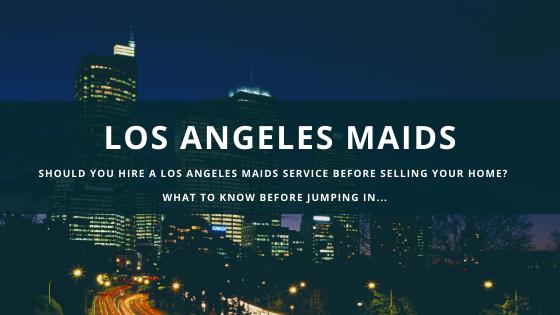Los Angeles Maids Service